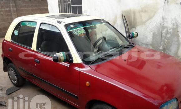Buy Used Nissan Micra Red Car in Ibadan in Oyo State