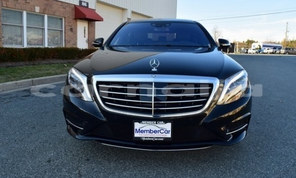 buy online af681 79cd4 Buy Used Mercedes-Benz S–Class Black Car in Abuja in Lagos State