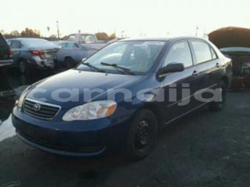 Big with watermark toyota corolla rivers state port harcourt 9677