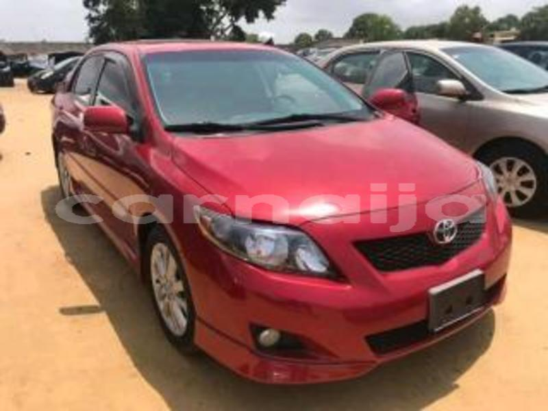 Big with watermark toyota corolla rivers state port harcourt 9678