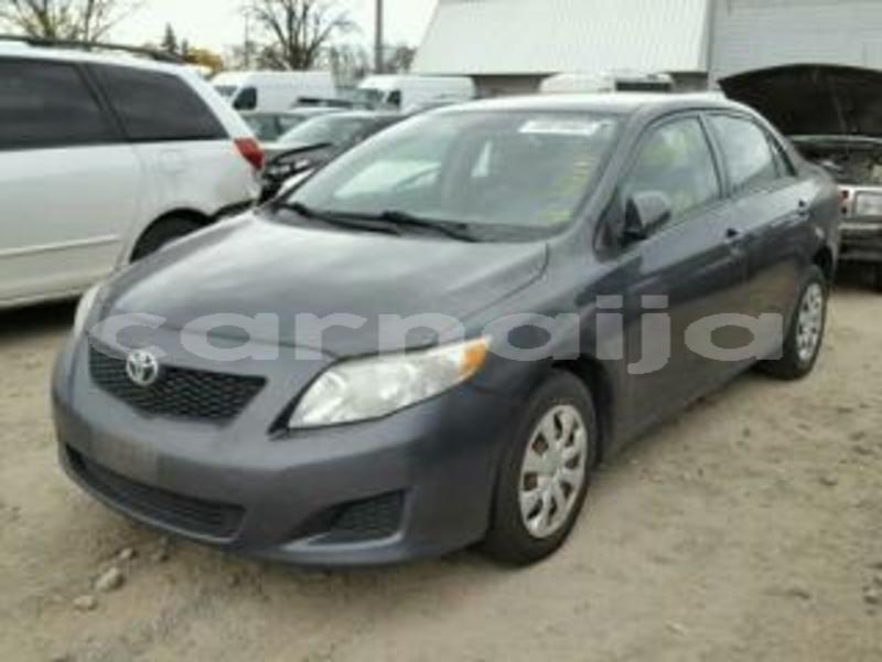 Big with watermark toyota corolla cross river state calabar 9681