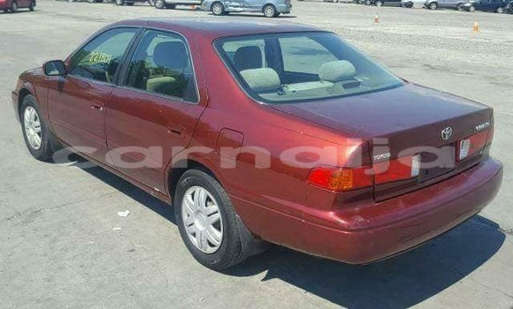 Buy Used Toyota Camry Red Car in Abuja in Lagos State