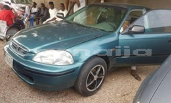 Buy Used Honda Civic Green Car in Kaduna in Kaduna State