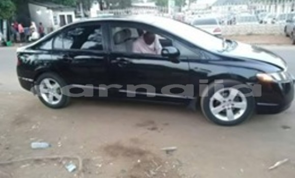Buy Used Honda Civic Black Car in Kaduna in Kaduna State