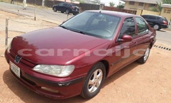 Buy Used Peugeot 406 Red Car in Kaduna in Kaduna State
