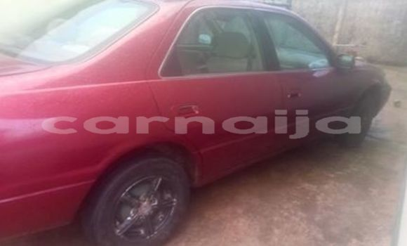 Buy Used Toyota Camry Red Car in Oji River in Enugu State