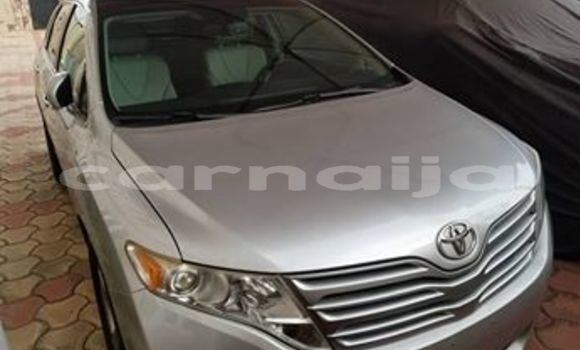 Buy Used Toyota Venza Silver Car in Lagos in Lagos State