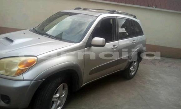 b1748f69afee2 Buy Used Toyota RAV4 Silver Car in Lagos in Lagos State