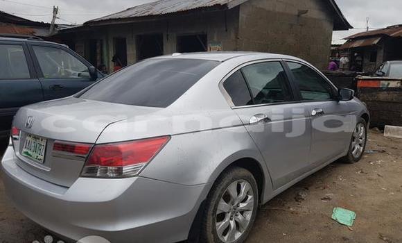 Buy Used Honda Accord Silver Car in Surulere in Lagos State
