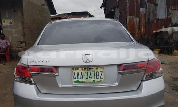 Buy Used Honda Accord Silver Car in Surulere in Lagos State