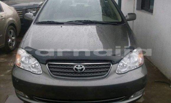 Buy Used Toyota Corolla Beige Car in Ipokia in Ogun State