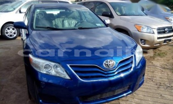 Buy Used Toyota Camry Blue Car in Badagry in Lagos State