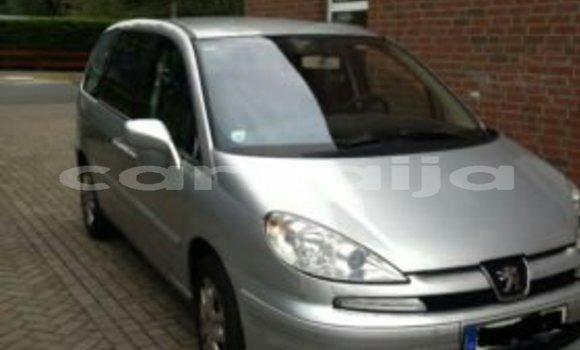 Buy Used Peugeot 806 Silver Car in Lagos in Lagos State