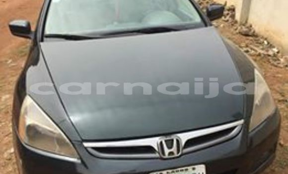 Buy Used Honda Accord Black Car in Lagos in Lagos State
