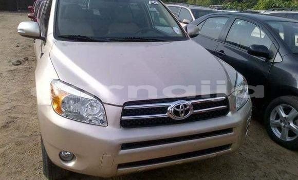 Buy Used Toyota RAV4 Beige Car in Lagos in Lagos State