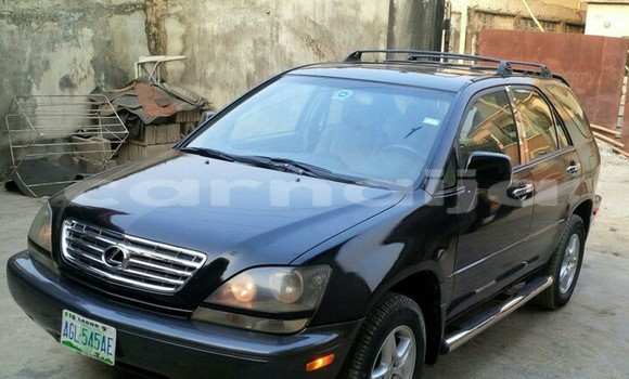 Buy Used Lexus RX 300 Black Car in Katsina in Katsina