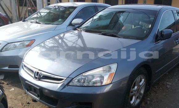 Buy Used Honda Accord Blue Car in Surulere in Lagos State
