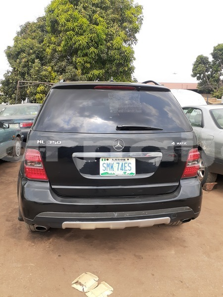 Big with watermark mercedes benz ml class lagos state ikeja 12328