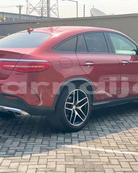 Big with watermark mercedes benz gle lagos state badagry 12361