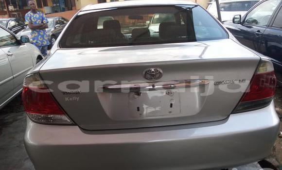 Buy Used Toyota Camry Silver Car in Surulere in Lagos State