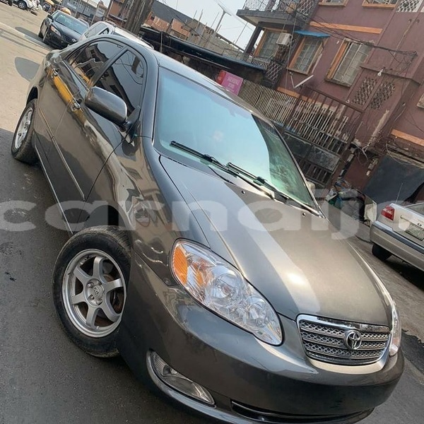 Big with watermark toyota corolla abia state aba 12550