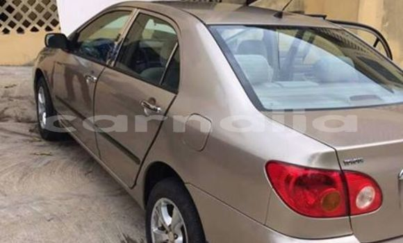 Buy Used Toyota Corolla Beige Car in Ibadan in Oyo State