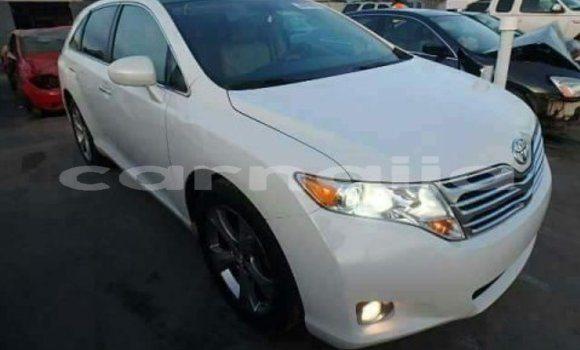Buy New Toyota Venza White Car in Badagry in Lagos State