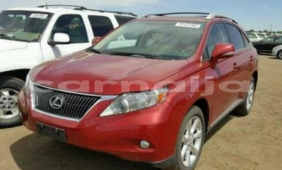 Buy Used Lexus RX 350 Red Car in Badagry in Lagos State