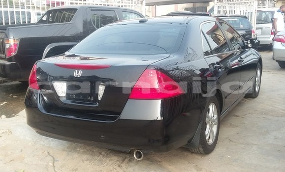 Buy Used Honda Accord Black Car in Badagry in Lagos State