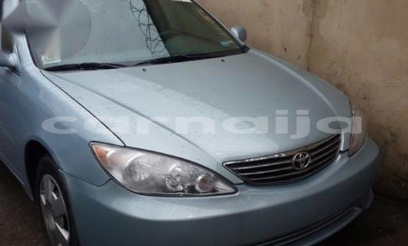 Buy Used Toyota Camry Blue Car in Ikeja in Lagos State