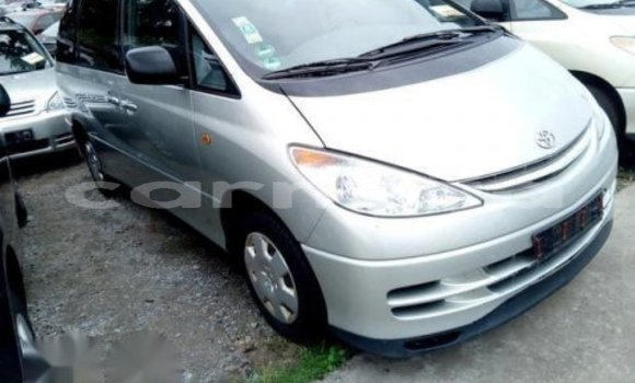 Buy New Toyota Previa Silver Car in Badagry in Lagos State