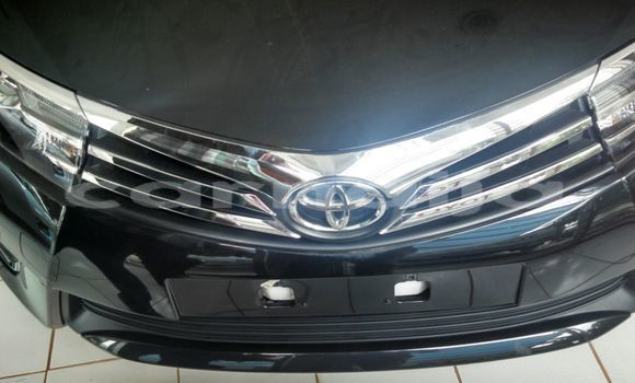 Buy Used Toyota Corolla Black Car in Apapa in Lagos State