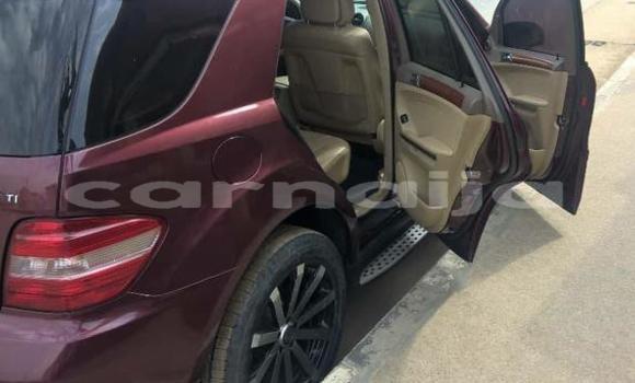 Buy Used Mercedes‒Benz ML-Class Red Car in Isara in Ogun State