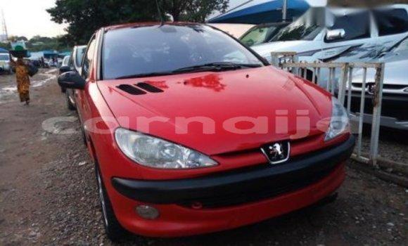 Buy Used Peugeot 206 Red Car in Ibadan in Oyo State