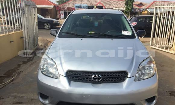 Buy Used Toyota Matrix Silver Car in Lagos in Lagos State