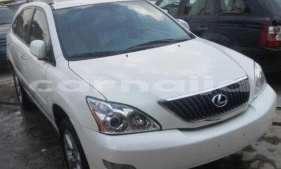 Buy Used Lexus RX 300 White Car in Apapa in Lagos State