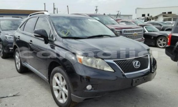 Buy Used Lexus RX 350 Other Car in Apapa in Lagos State