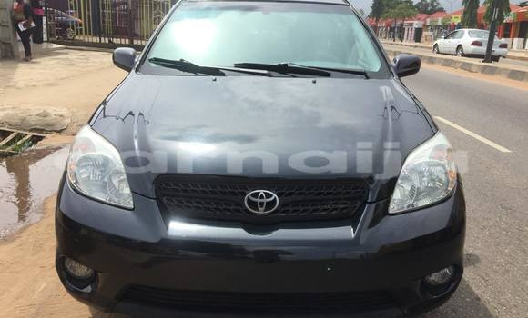Buy Used Toyota Matrix Black Car in Lagos in Lagos State