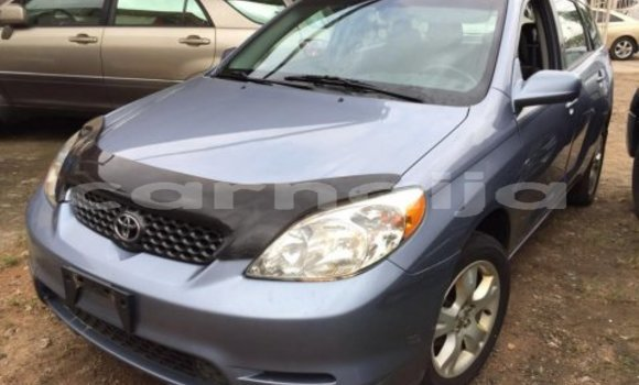 Buy Used Toyota Matrix Green Car in Benin City in Edo