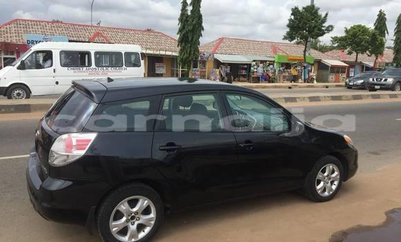 Buy Used Toyota Matrix Black Car in Lagos in Lagos State