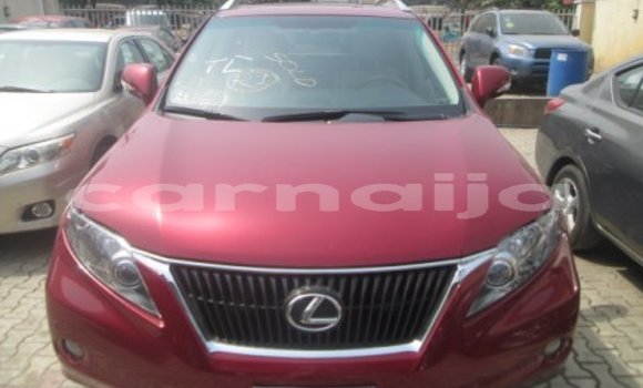 Buy Used Lexus RX 350 Other Car in Badagry in Lagos State