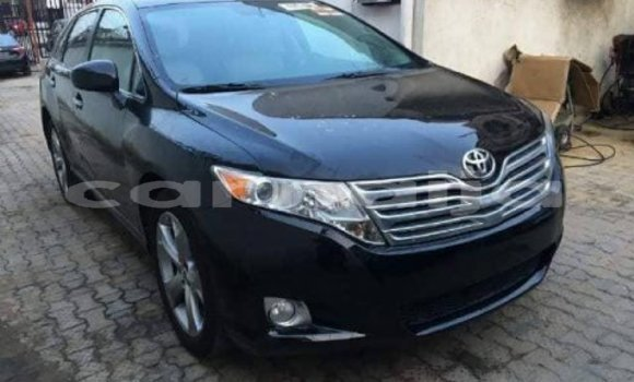 Buy Used Toyota Venza Black Car in Apapa in Lagos State