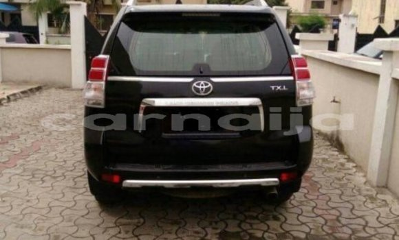 Buy Used Toyota Land Cruiser Prado Black Car in Badagry in Lagos State