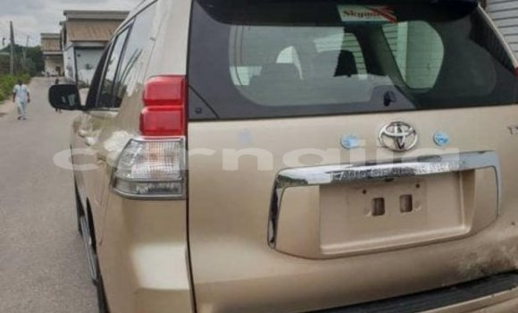 Buy Used Toyota Land Cruiser Prado Other Car in Benin City in Edo