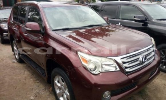 Buy Used Lexus LX Green Car in Lagos in Lagos State
