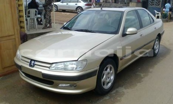 Buy Used Peugeot 406 Silver Car in Benin City in Edo