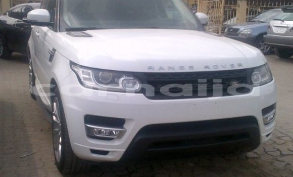 Buy Used Land Rover Range Rover White Car in Warri in Delta State