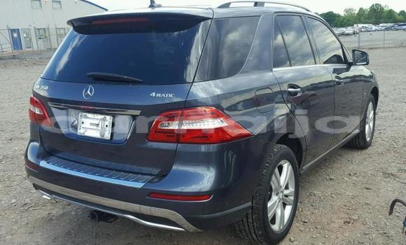Buy Used Mercedes‒Benz ML–Class Blue Car in Katsina in Katsina