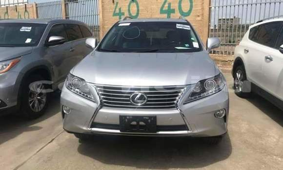 Buy Used Lexus RX 350 Silver Car in Badagry in Lagos State