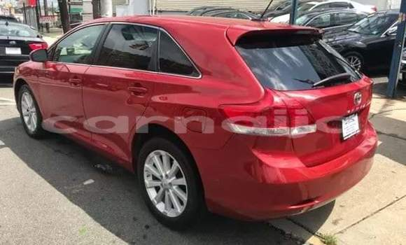 Buy Used Toyota Venza Red Car in Badagry in Lagos State